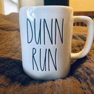"Rae Dunn Artisan Collection ""Dunn Run"" Mug"